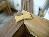鑿刀箱製作過程(完結篇):框架補強~嵌蝴蝶鍵片