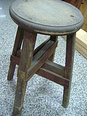 椅頭仔:椅頭仔#5撇腿滿身釘