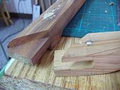 鑿刀箱製作過程(完結篇):底座框斜切三缺榫