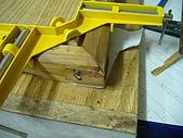 鑿刀箱製作過程(完結篇):底座框膠合
