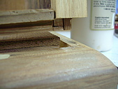 鑿刀箱製作過程(完結篇):左右前柱下方組合方式