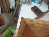 鑿刀箱製作過程(完結篇):嵌板