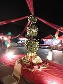 關於一些生活上的細瑣:園遊會中間的聖誕樹