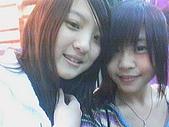 不經意的捕捉:20090119 我跟陳可愛