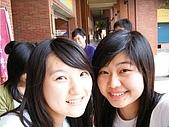 不經意的捕捉:20090508 與培培學姐在中