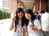 不經意的捕捉:20090508 與培培學姐在中文