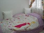 關於一些生活上的細瑣:夢幻床罩...