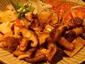 豆皮餐點:香菇飯