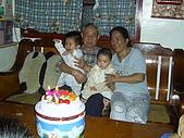 96年的最後二個蛋糕:爺爺76歲囉2.JPG