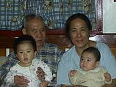 96年的最後二個蛋糕:爺爺76歲囉6.JPG