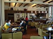 09-東豐及后豐腳踏車道-寶山水庫沙湖壢:DSC05417-終點站旁的莫內花園餐廳-台灣相同名字的餐廳我看