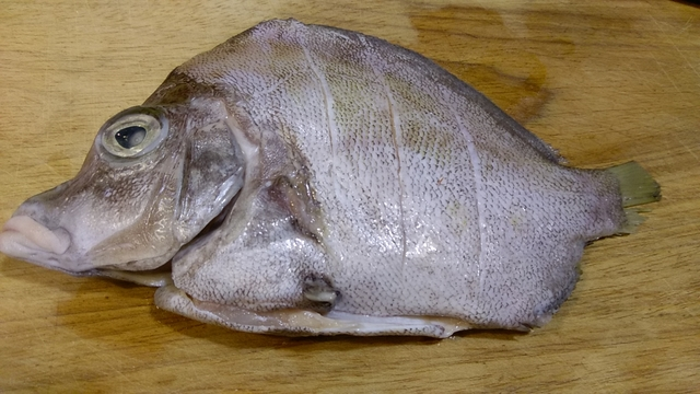 南洋魚類料理:玄米黑醋雙薑燒打鐵婆