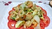 南洋魚類料理:泰風味金沙蝦球