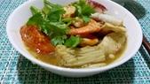 南洋魚類料理:海鮮咖哩椰湯1