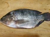 南洋魚類料理:參巴辣醬烤吳郭魚