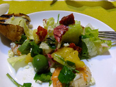 蝦類料理:地中海風味鮮蝦沙拉 (13).JPG