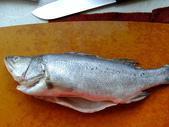日式魚類料理:絲瓜海鱸捲天婦羅 (7)