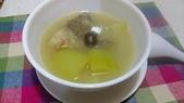 中式魚類料理:青木瓜南北杏鱸魚湯10