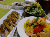 中式魚類料理:煎午仔魚片佐辣豆瓣醬汁 (2).jpg