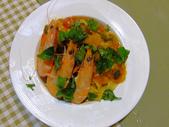 蝦類料理:雙茄鮮蝦寬扁麵 (2).jpg