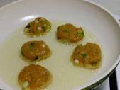 南洋魚類料理:咖哩魚餅佐黃瓜莎莎 (3)