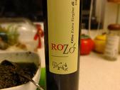 簡單料理:羅勒透抽義麵1 (4)