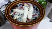 中式魚類料理:I蟲草粉光竹笙魚湯