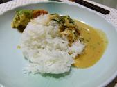 南洋魚類料理:紅咖哩醬煮鮮魚 (7).jpg