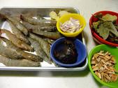 南洋魚類料理:酥炸大眼鯛佐泰味醬汁與酸蝦湯 (6)