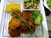 南洋魚類料理:咖哩魚餅佐黃瓜莎莎 (5)