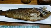 西式魚類料理:煙燻鳟魚