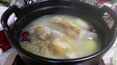 中式魚類料理:青木瓜南北杏鱸魚湯9