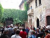 深入北義大利:朱麗葉家陽台