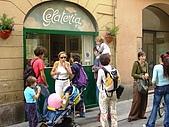 深入北義大利:買冰淇淋吃!!