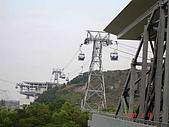 香港昂平纜車:DSC04107