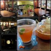 2011。冬末美食之旅。Taipei:Cafe 515