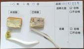 106-2每日食材檢驗:1070615四方乾.黃豆芽快篩
