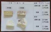 107-1每日食材檢驗:1071204四方乾.花枝丸快篩