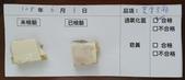 107-2每日食材檢驗:1080603黃金豆腐快篩