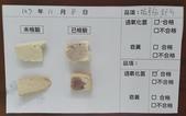 107-1每日食材檢驗:20181108板豆腐.豆干片快篩