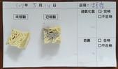 106-2每日食材檢驗:1070514凍豆腐快篩