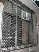 台南市衛國街(1F-1):花格鋁凸窗