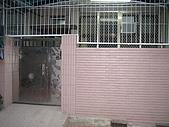 台南市衛國街(門禁系統):正門