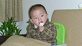 Henry嘴饞吃相:DSC02837.JPG