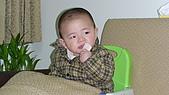 Henry嘴饞吃相:DSC02835.JPG