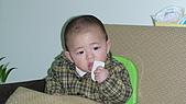 Henry嘴饞吃相:DSC02828.JPG