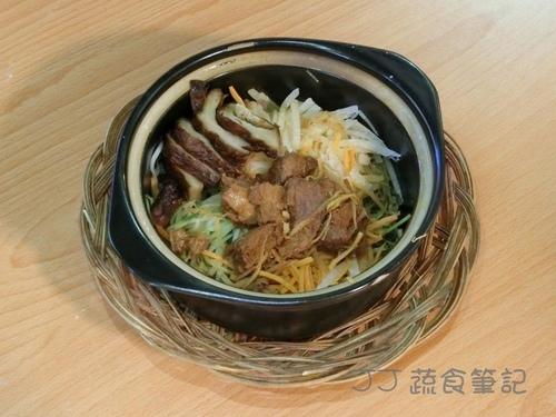 Loving Hut-Sesame Chickin Claypot Rice JJ.JPG - 其他