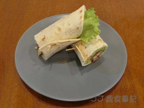 轉角二間-墨西哥捲餅 JJ.JPG - 中部蔬食