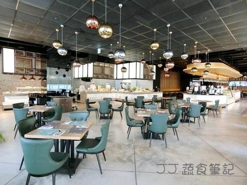 天菜豐巢-用餐環境 JJ.JPG - 中部蔬食