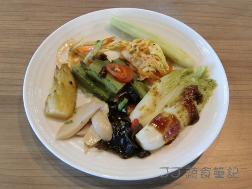 天菜豐巢-熱炒2 JJ.JPG - 中部蔬食